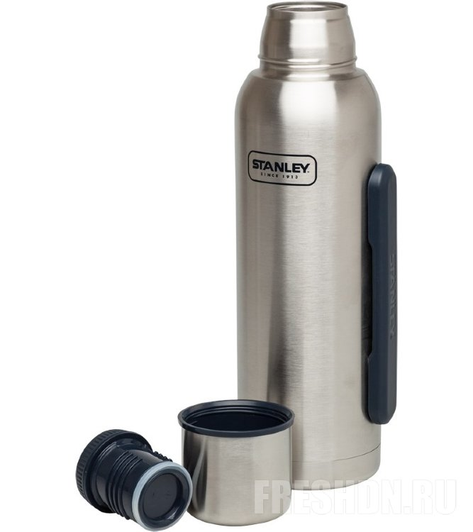 STANLEY Adventure Vacuum Bottle stainless steel 1,3 L